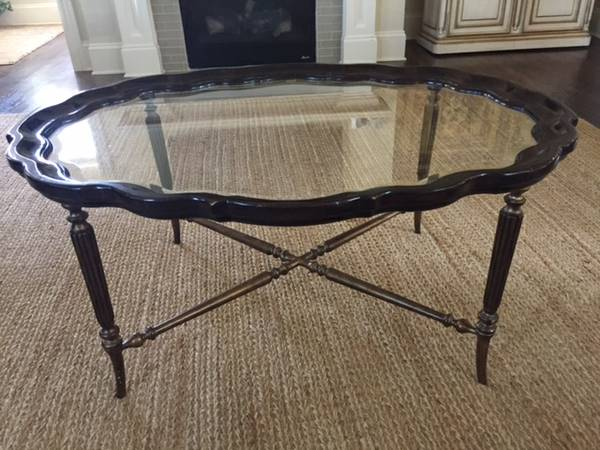 Drexel Coffee Table $100 View on Craigslist
