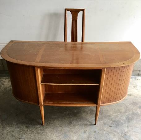 Mid-Century Desk $250 View on Craigslist