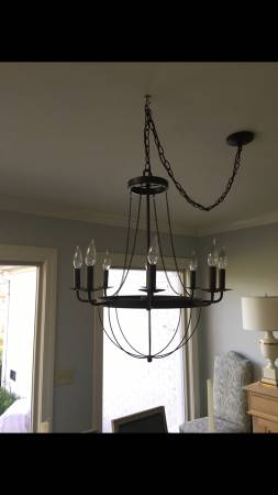Ballard Designs Chandelier     $100     View on Craigslist