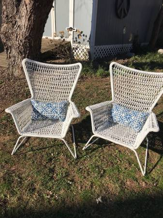 Pair of Ikea Chairs $35 View on Craigslist