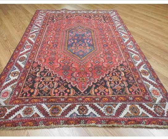 Vintage Persian Rug $200 View on Craigslist