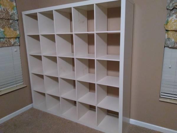 Ikea Kallax Shelf $50 View on Craigslist