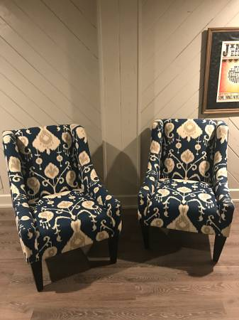 Pair of Chairs $325 View on Craigslist
