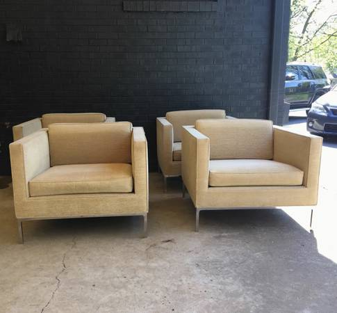 Mid-Century Style Chairs     $299 each     View on Craigslist