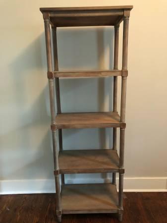 Target Bookshelf      $80     View on Craigslist
