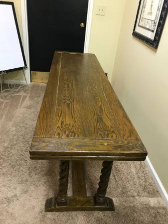 Trestle Table     $250     View on Craigslist