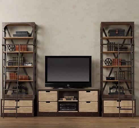 Pair of Restoration Hardware Shelves     $1600     View on Craigslist