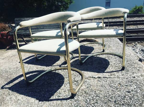 Mid-Century Thonet Chairs     $400     View on Craigslist