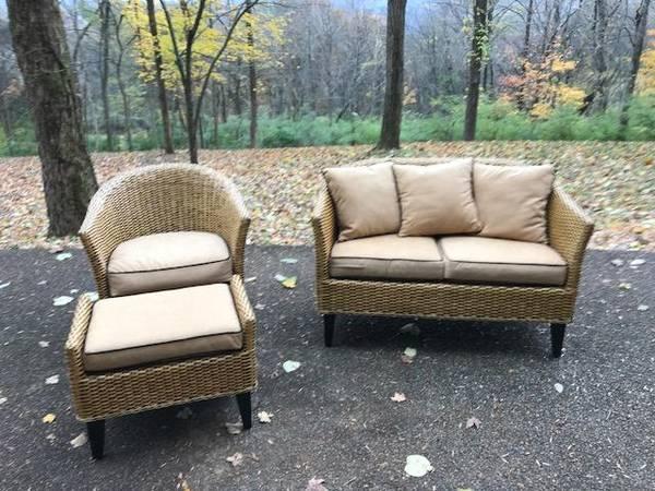 Wicker Furniture     $300     View on Craigslist