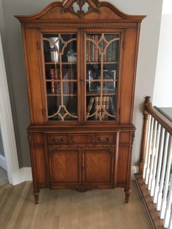 Antique Cabinet     $250     View on Craigslist