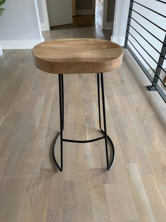 West Elm Stools (3)     $125     View on Craigslist
