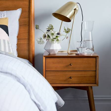 West Elm Nightstand     $75     View on Craigslist