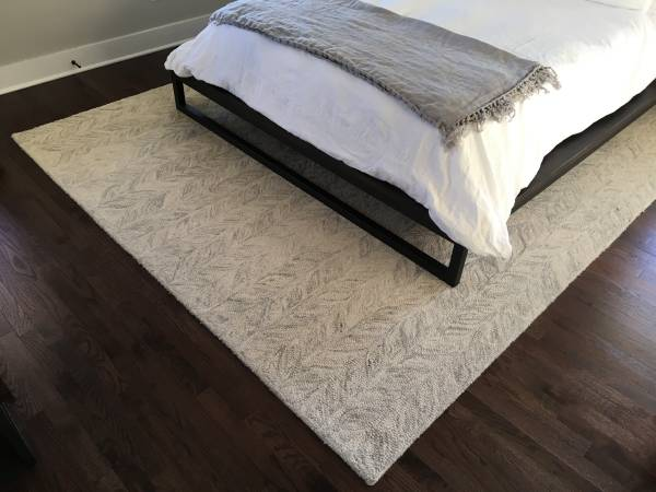 West Elm Rug     $250     View on Craigslist