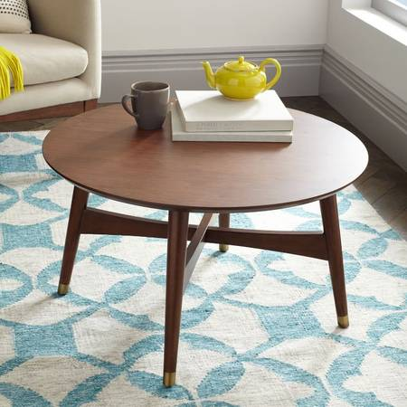 West Elm Coffee Table     $100     View on Craigslist