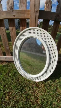 Oval Mirror     $30     View on Craigslist