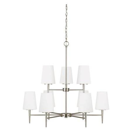 Sea Gull Lighting Chandelier     $125     View on Craigslist