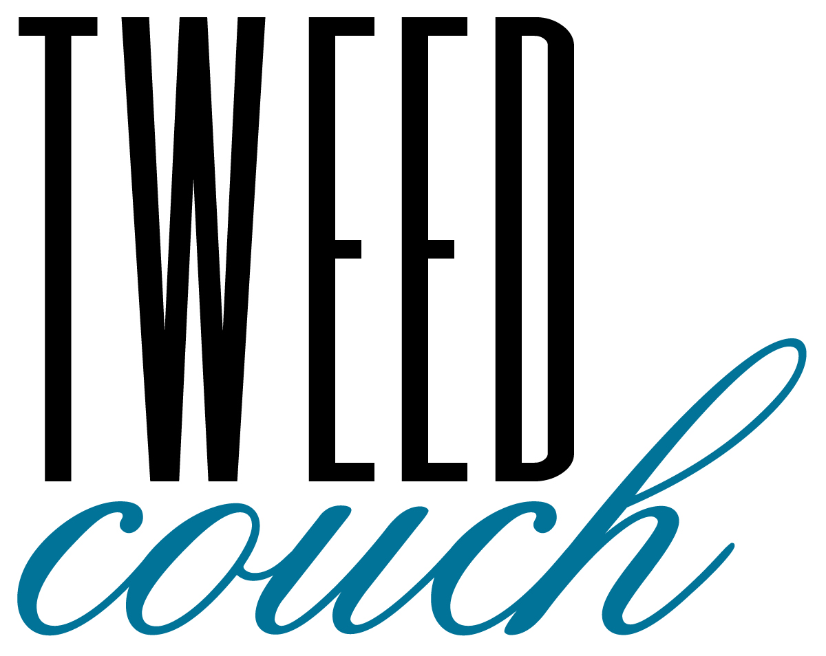 Tweed Couch