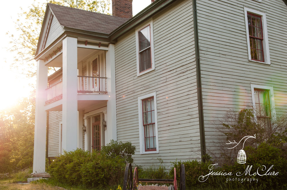 McGee House, Harrodsburg, Kentucky