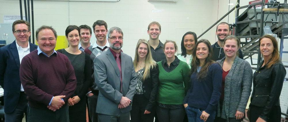 NISL research team