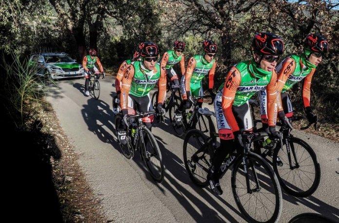 Team Bardiani CSF - Briko Gass & Ventus with Fluid Inside