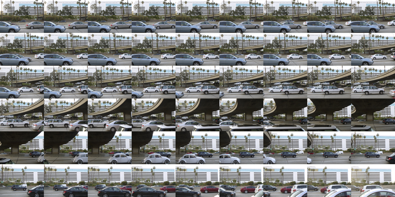 HBR-12c , 2011-2013 Archival Pigment Print Sheet 30 x 56 inches/Image 26 x 52 inches