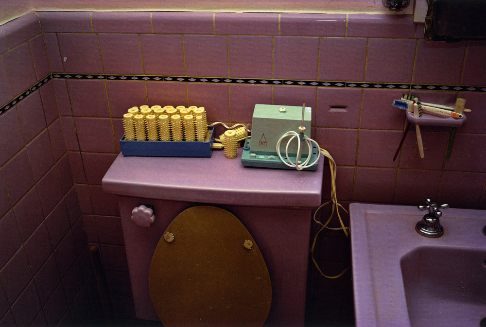 William Eggleston   Untitled  (Pink bathroom), 1970-1973