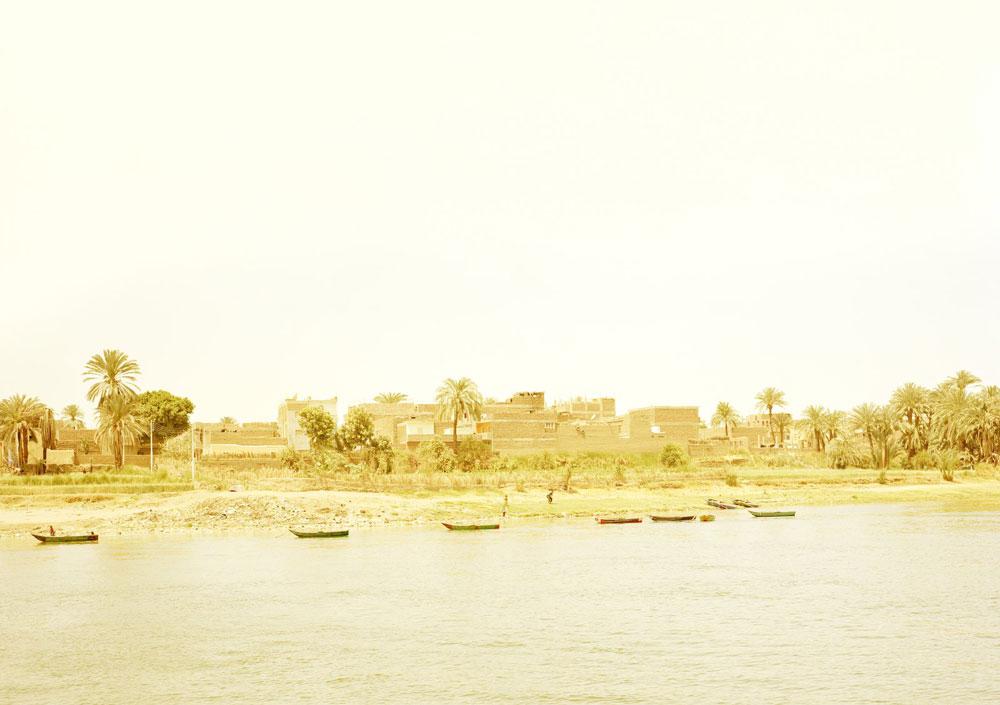 Elger Esser ,  Armant I, Egypt,  2011