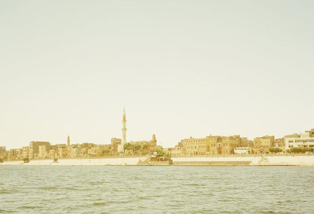 Elger Esser ,  Esna I, Egypt, 2011
