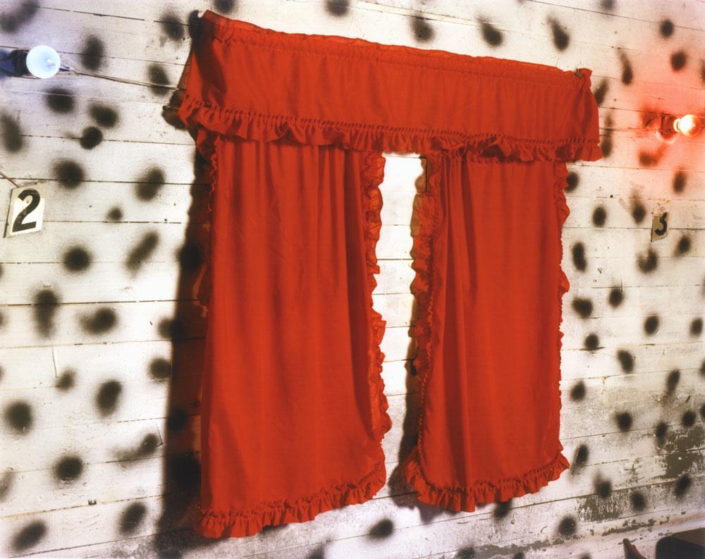 A.D.'s Place , Glendora, 1986 Chromogenic Dye Coupler Print 6 x 20 inch