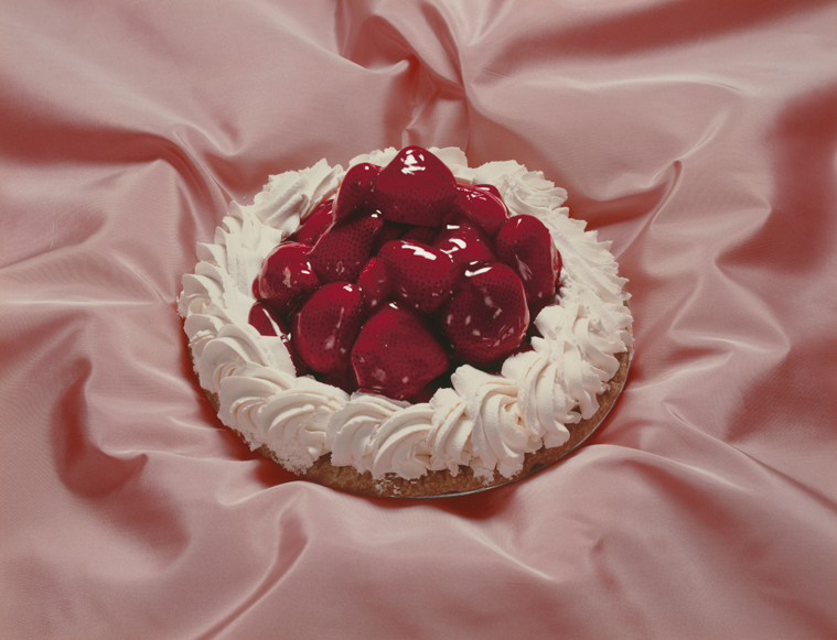 Untitled , (Strawberry Pie), 1994 Vintage Cibachrome print 11 x 14 inches