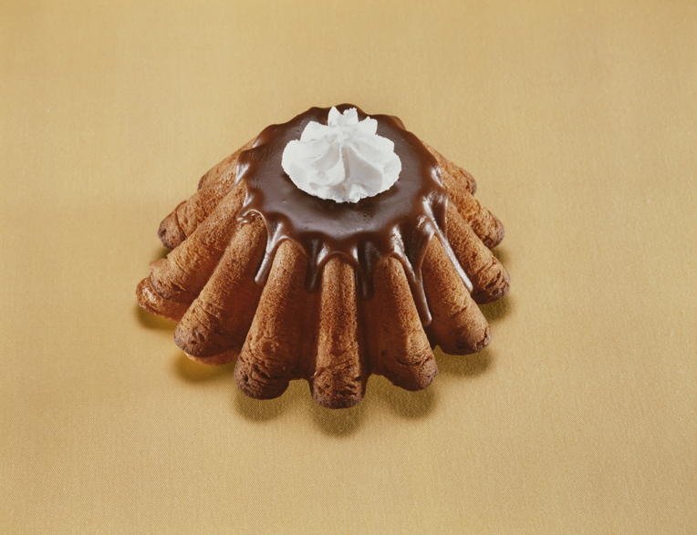 Untitled , (Volcano Cake), 1994 Vintage Cibachrome print 11 x 14 inches