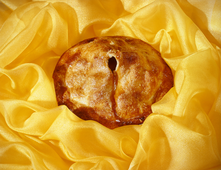 Untitled , (Apple Pie), 1994 Vintage Cibachrome print 11 x 14 inches
