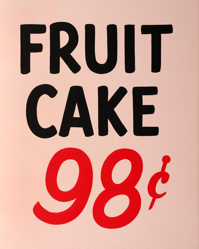 Fruit Cake 98 Cents  , 2011