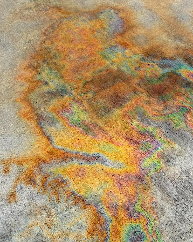1545 Cornhusker (Oil Spill)  , 2008