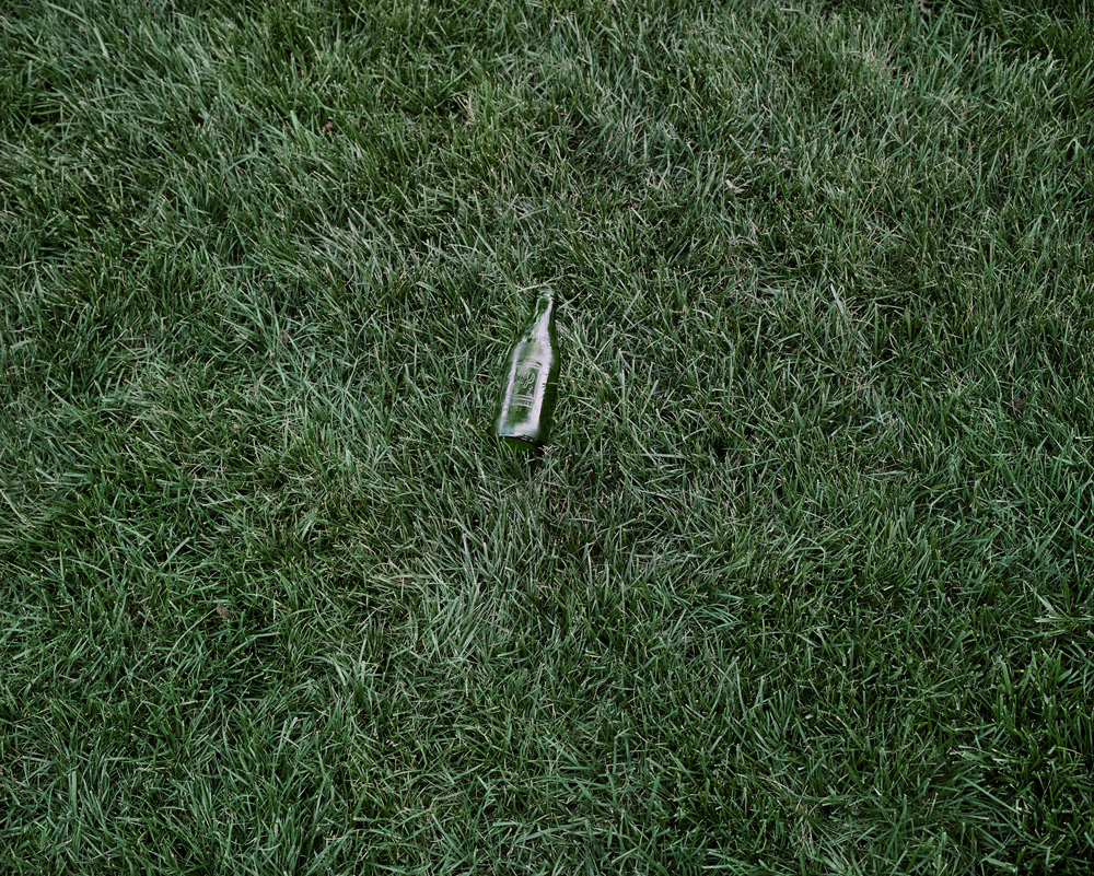 7-Up Bottle, from the series Redheaded Peckerwood