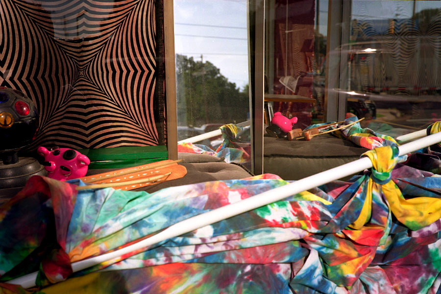 Head Shop Window, Memphis , 2004