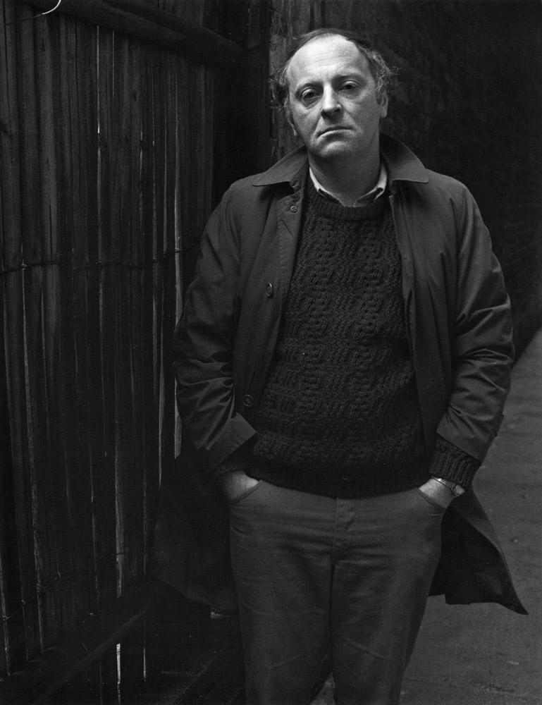 Joseph Brodsky , New York, 1980 Silver Gelatin Print 20 x 16inch