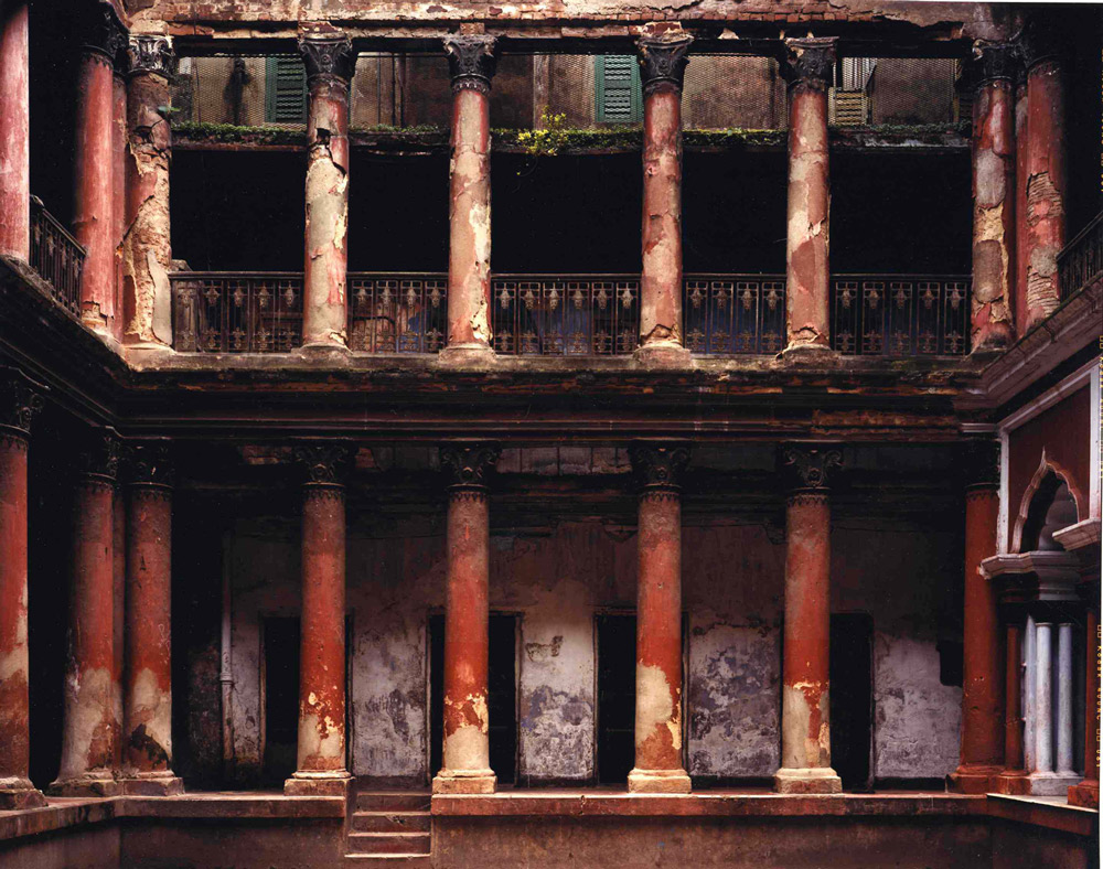 Khelat Hall, North Calcutta, India , 2001