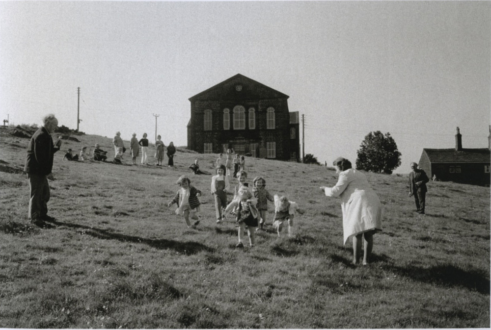 Steep Lane Baptist Chapel field day,  1975-1980