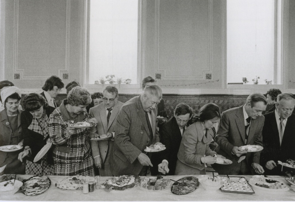 Mayor of Todmorden's inaugural banquet,  1975-1980