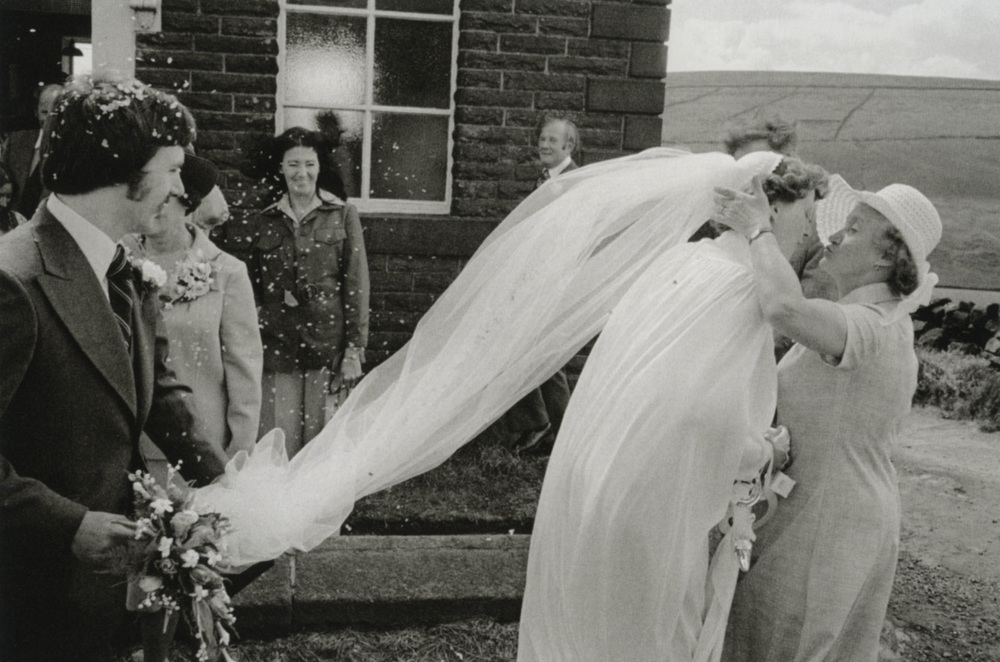 Wedding, Crimsworth Dean Methodist Chapel  ,  1975-1980