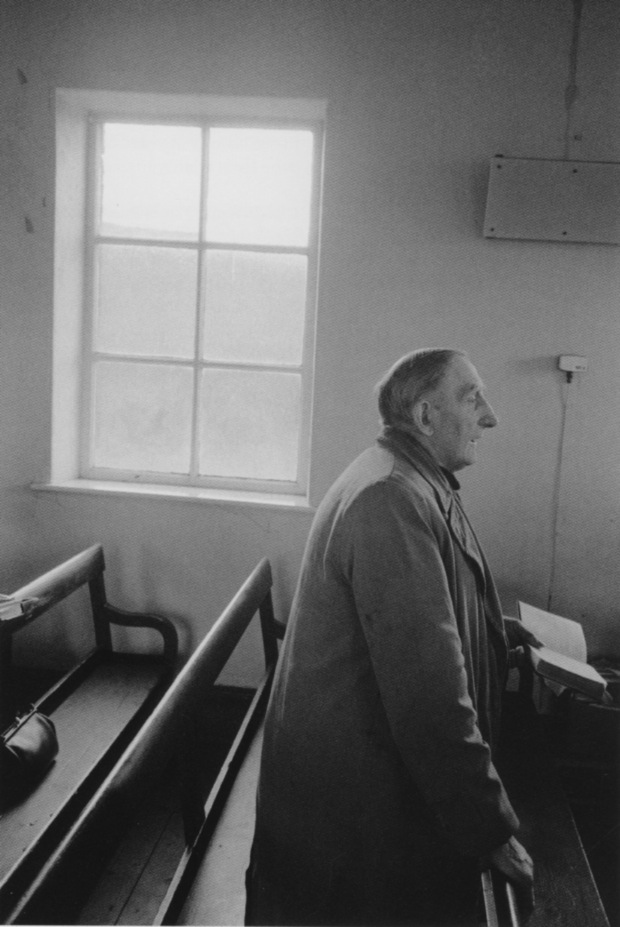 Charlie Greenwood, Crimsworth Dean Methodist Chapel  ,  1975-1980