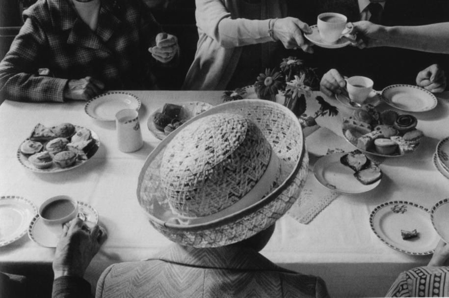 Anniversary tea, Boulderclough Methodist Chapel , 1975-1980