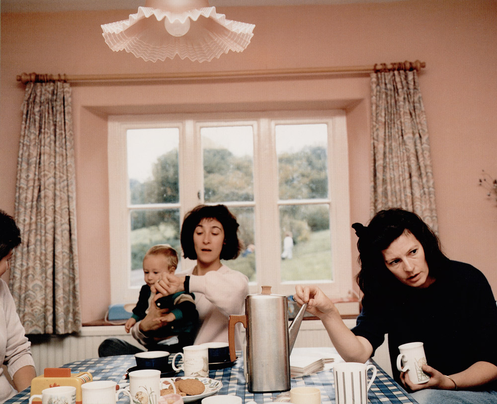National Childbirth Trust Coffee Morning,    1988