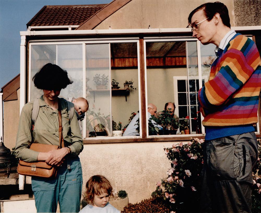 Garden Open Day,   1988