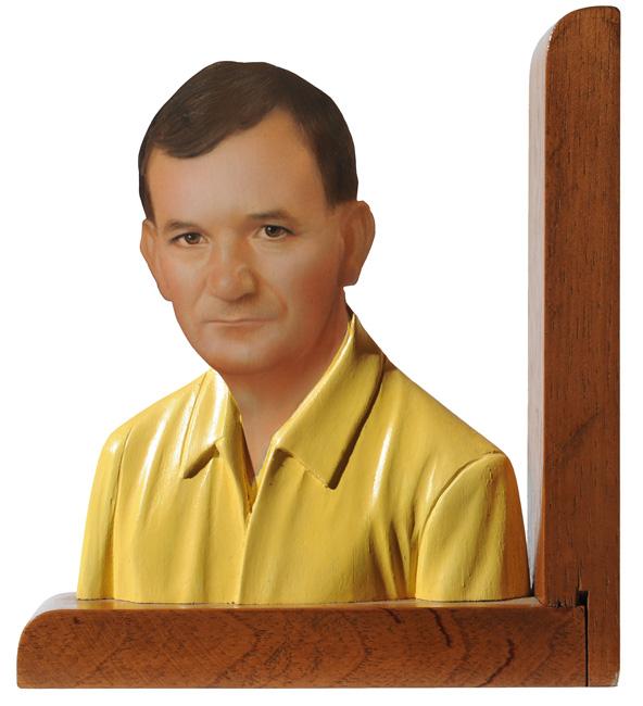 yellow shirt , 2010