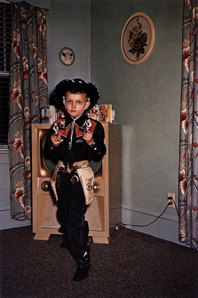 Cowboy Kid, St. Cloud, Minnesota , 1955