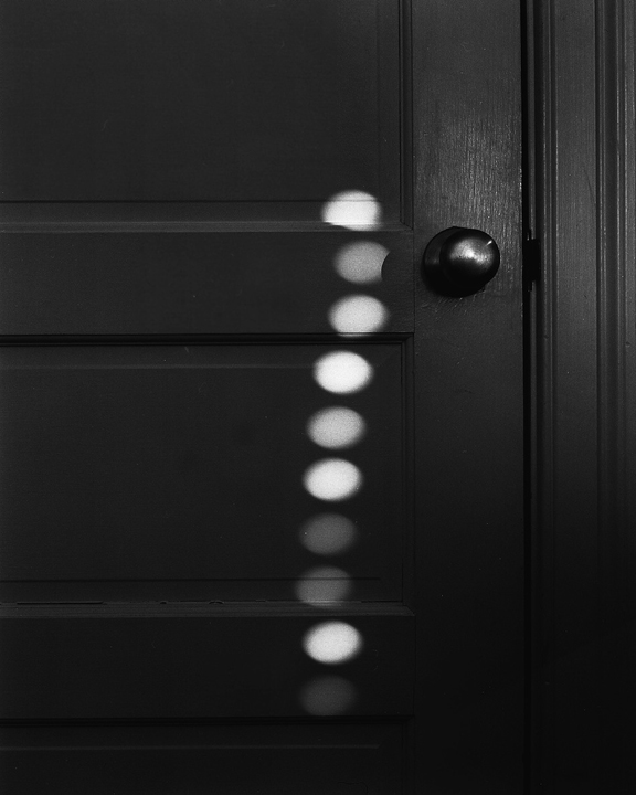 Ten Sunspots on My Door,  2004