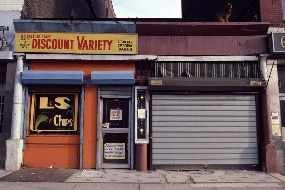 65 E. 125th St., Harlem , Jan. 1980