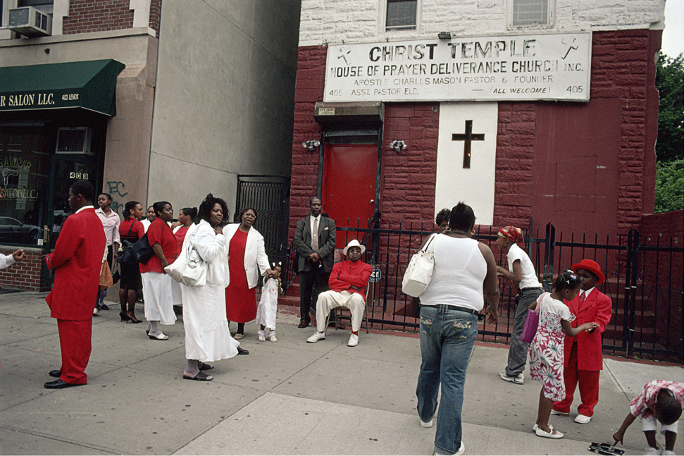 405 Malcolm X Blvd., Harlem , 2007